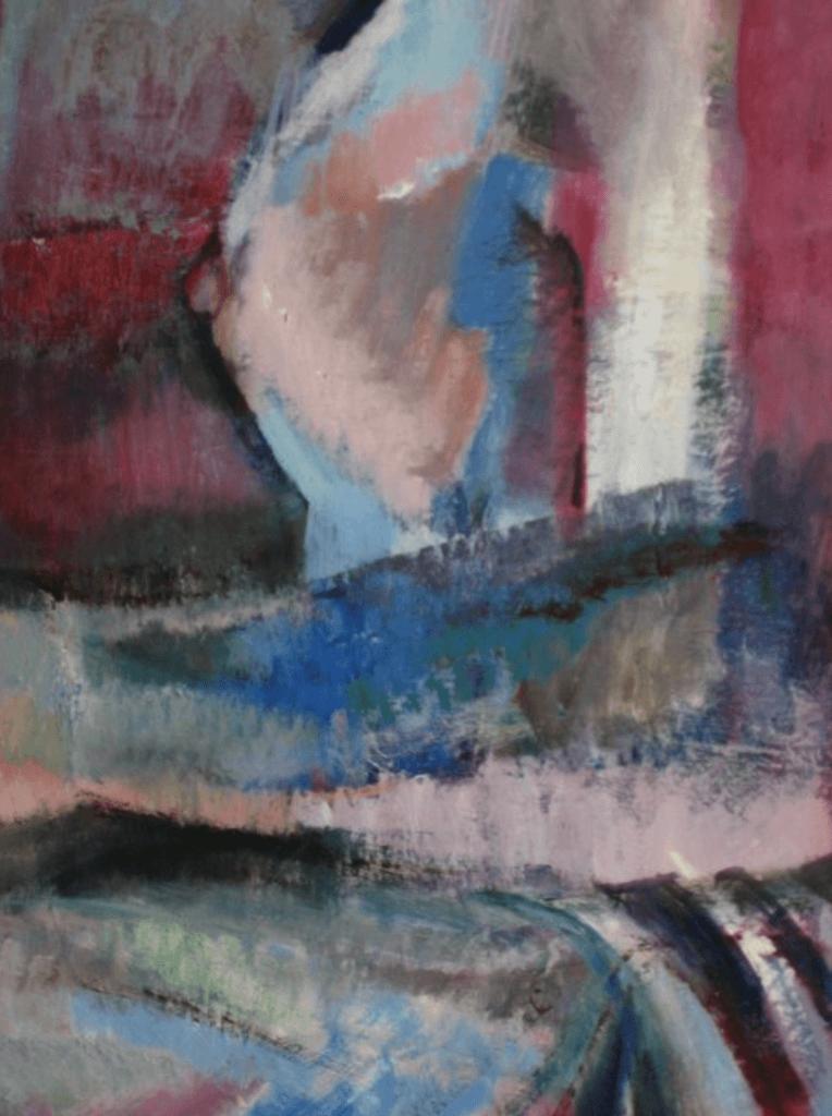 Solitude Painting By Kaitlyn Mooney