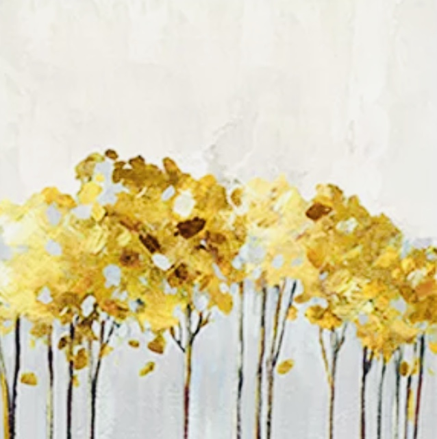 Golden Forest By Kaitlyn Mooney
